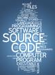 "Word Cloud ""Source Code"""