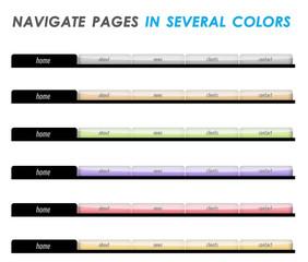 menu, navigate to the website