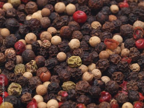 Texture pepper