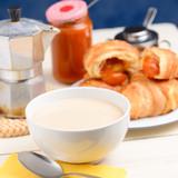 caffè e latte - breakfast coffe and milk