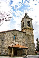 Iglesia de Nuestra Señora de la Asuncion (Gopegi, España)