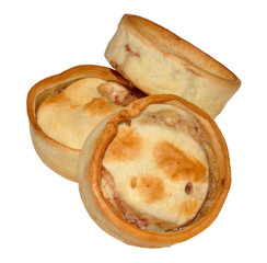 Scottish Meat Filled Pies