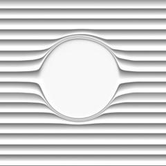 forma su bianco e nero