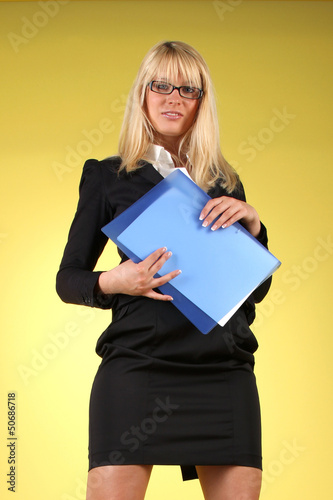 Business Frau