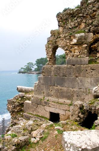 Ruinen in Phaselis bei Kemer - Türkei