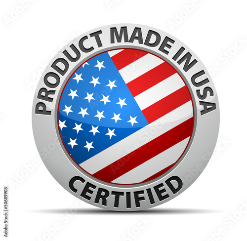 Certified USA Product