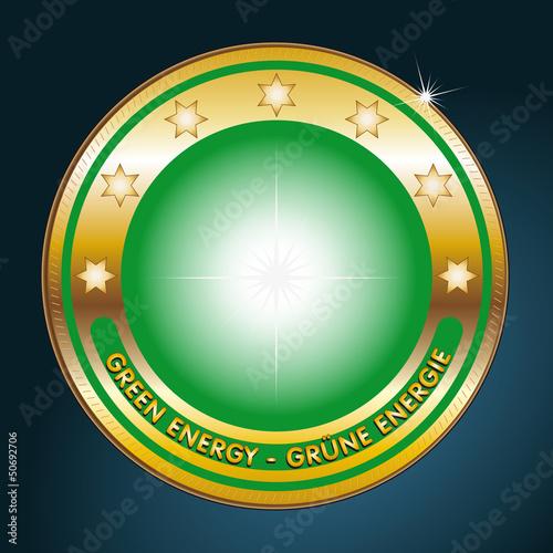 Greengoldbutton gruene Welt Zertifikat 2