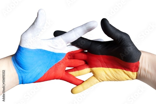 germany and czech republic