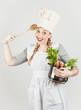 Cuoca Allegra Felice