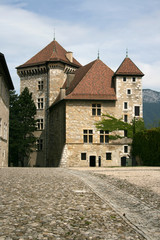 Castle, Annecy, Savoy, France