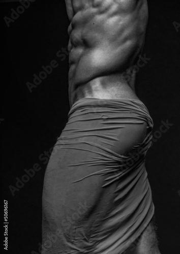 Male legs - 50696167