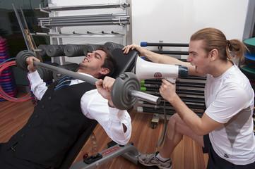allenamento duro