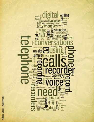 Record Two Way Conversations With Digital Voice Recorders