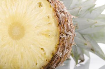 taglio di ananas