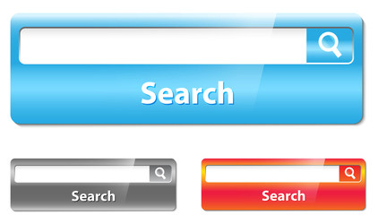 Search bar design