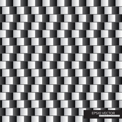 Optical illusion - parallel lines