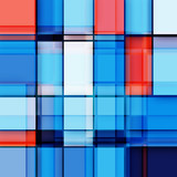Abstract Squares Background - Vector Design Concept
