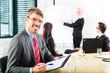 Business - Besprechung von Geschäftsleuten