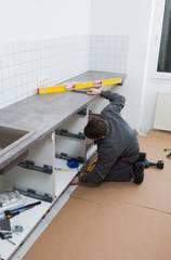 Küche montage
