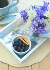 朝の食卓食卓