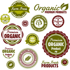 Organic Product labels set