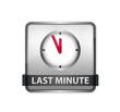 Metal-Button Last Minute