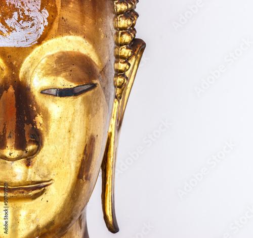 Naklejka Posąg Buddy
