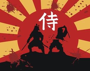 samurai - japan martial art