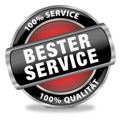 Bester Service - 100 % Service - 100 % Qualität