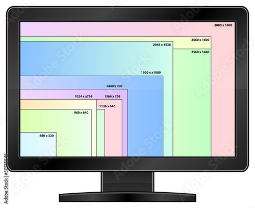 High Definition Display
