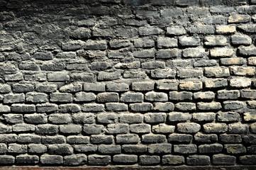 Background, muro de ladrillos antiguos