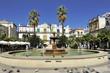 Plaza del Cabildo at Sanlucar de Barrameda, Spain