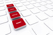 Pad Konzept Rot - Markt Analyse Chance Lösung 1