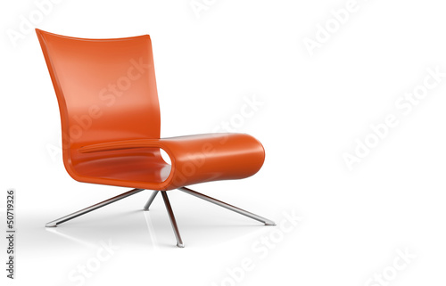 Sit and Relax - orange