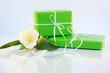 Geschenke mit Tulpe