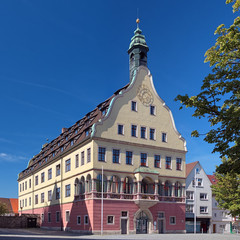 House of Oath in Ulm, Germany