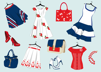 summer women's clothing