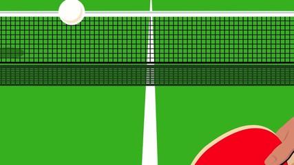 Tischtennis, Pingpong