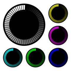 timer diverse farbig I