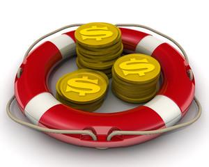 Концепция спасения финансовых средств