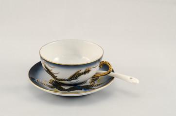 Filiżanka z chińskiej porcelany