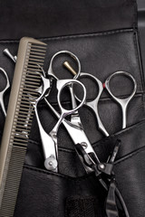 haircut tools