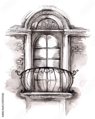 balcony © okalinichenko