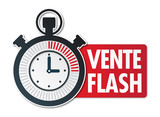 chrono vente flash
