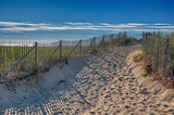 Summer at Cape Cod - entrance to Race Point Beach