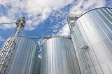Storage silos for agricultural (cereal) products