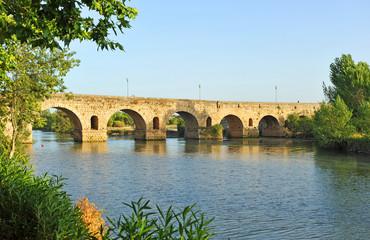 Puente romano, Mérida, España