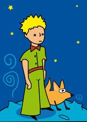 petit prince, conte, personnage, rêve, univers, livre