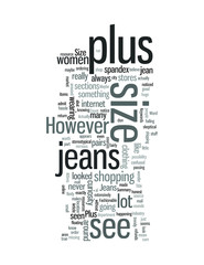 Plus Size Jeans Fashionable Attires
