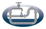 Dripping Faucet Plumbing Design